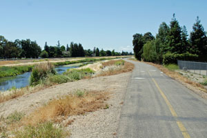 Bear Creek Bike Trail, Stockton, CA